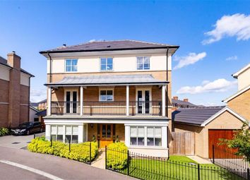 Thumbnail 6 bed detached house for sale in Buckingham Road, Epping, Essex