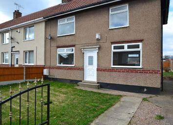 Thumbnail 3 bed semi-detached house to rent in Welfare Road, Woodlands, Doncaster