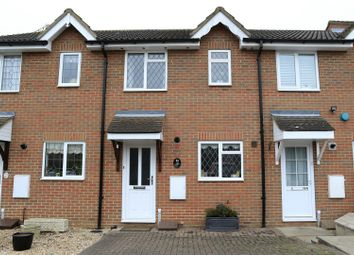 Thumbnail 2 bed terraced house for sale in Foxes Close, Hertford