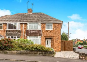 Thumbnail 3 bedroom semi-detached house for sale in Meriden Avenue, Wollaston, Stourbridge, West Midlands