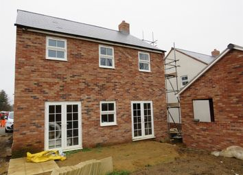 Thumbnail 3 bedroom detached house for sale in Leveret Gardens, Downham Market