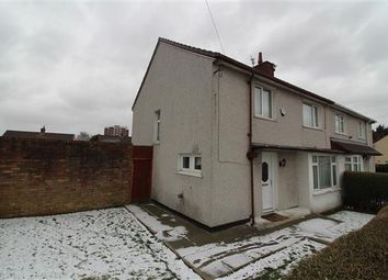 Thumbnail 4 bed semi-detached house for sale in Lydbury Crescent, Kirkby, Liverpool