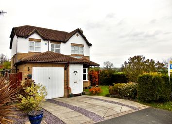Thumbnail 4 bed detached house for sale in Greenside Close, Fishburn, Stockton-On-Tees