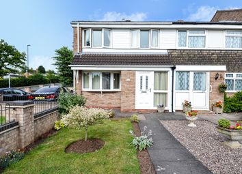 Thumbnail 3 bed end terrace house for sale in Rothley Walk, Kings Norton, Birmingham