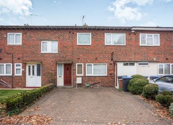 Thumbnail 3 bed terraced house for sale in Glebelands, Harlow