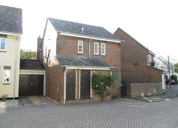 Thumbnail 3 bed detached house to rent in William Smith Close, Woolstone, Milton Keynes