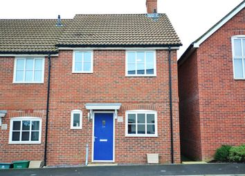 Thumbnail 2 bed end terrace house for sale in Allen Road, Shaftesbury