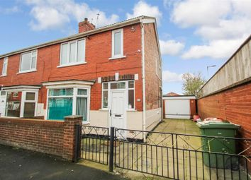 Thumbnail 3 bed semi-detached house for sale in Fox Street, Scunthorpe