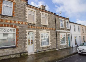 3 bed terraced house for sale in Ludlow Street, Penarth CF64