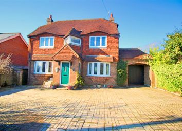 Thumbnail 4 bed detached house for sale in The Green, Catsfield, Battle