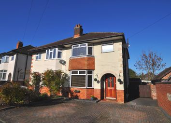 Thumbnail 3 bed semi-detached house for sale in Byrefield Road, Guildford