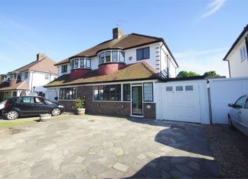 Thumbnail 4 bed semi-detached house for sale in Longlands Road, Sidcup, Kent