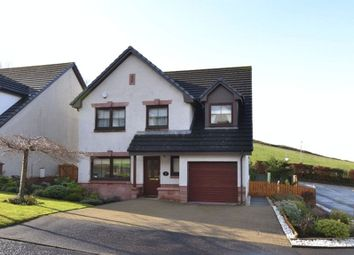 Thumbnail 4 bed detached house for sale in Cubrieshaw Park, West Kilbride