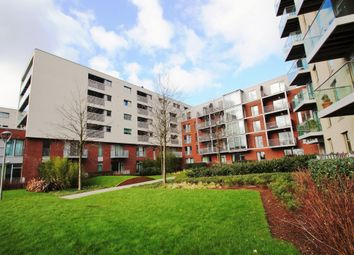 Thumbnail 1 bed flat to rent in Aqua Apartments, Goodchild Road, Hackney