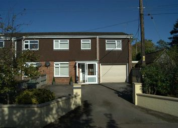 Thumbnail 4 bedroom semi-detached house for sale in Manningford Bruce, Wiltshire