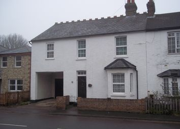 Thumbnail 4 bedroom end terrace house for sale in Dellsome Lane, Welham Green, North Mymms, Hatfield