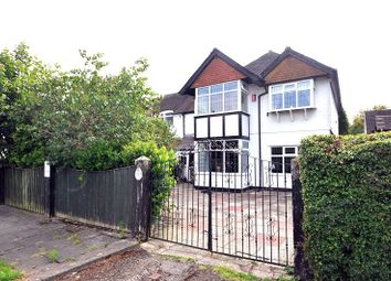 Thumbnail 4 bed semi-detached house for sale in Palmers Green, Hartshill, Stoke-On-Trent