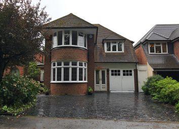 Thumbnail 3 bed detached house for sale in West Avenue, Castle Bromwich, Birmingham