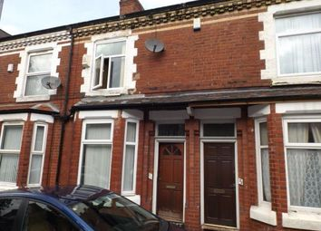 Thumbnail 2 bedroom terraced house for sale in Camborne Street, Manchester, Greater Manchester, Uk