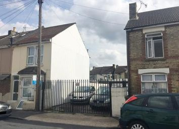Thumbnail Land for sale in 21 Albany Road, Chatham, Kent