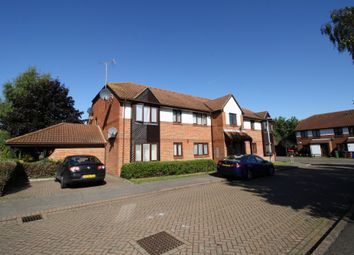 Thumbnail 1 bed flat for sale in Banner Close, Purfleet