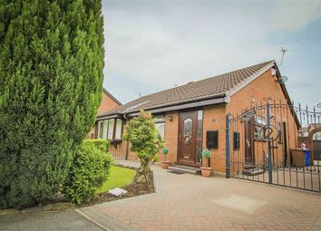 Thumbnail 2 bedroom semi-detached bungalow for sale in Chessington Rise, Clifton, Swinton, Manchester