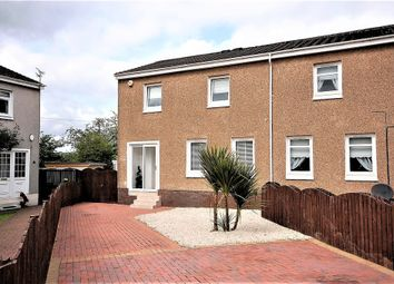 Thumbnail 3 bedroom semi-detached house for sale in Cairnhill Circus, Crookston