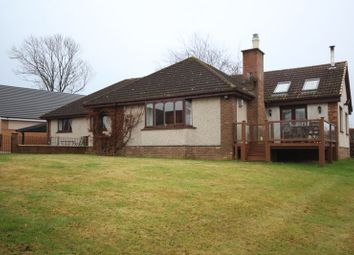 Thumbnail 4 bed detached bungalow for sale in Westwood View, West Calder