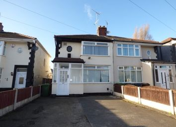Thumbnail 3 bed property to rent in Ranelagh Avenue, Litherland