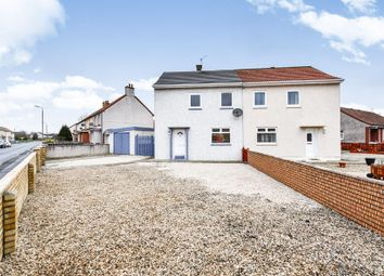 Thumbnail 2 bedroom semi-detached house for sale in Green Avenue, Irvine