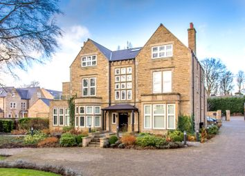 Thumbnail 1 bed flat to rent in Beech Lodge 1A, Park Avenue, Roundhay, Leeds