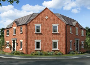 Thumbnail 3 bed semi-detached house for sale in The Dalton, Wharford Lane, Runcorn, Cheshire