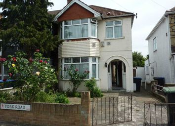 Thumbnail 3 bed property to rent in Yorkshire Gardens, London