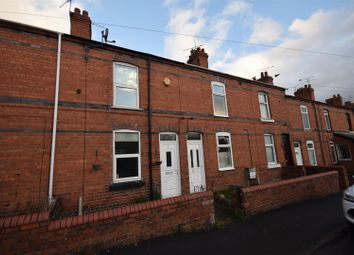 Thumbnail 2 bed terraced house for sale in Church Street, Rhostyllen, Wrexham