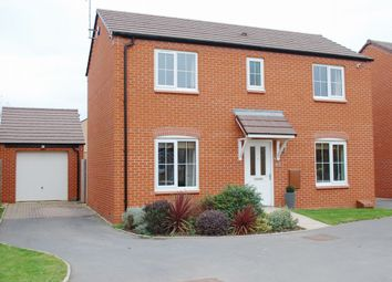 Thumbnail 3 bed detached house for sale in Chestnut Way, Bidford-On-Avon, Alcester