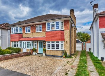 Thumbnail Semi-detached house for sale in Driftwood Avenue, St. Albans, Hertfordshire