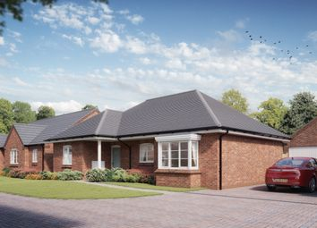 Thumbnail 2 bed bungalow for sale in The Austrey, Hill Ridware, Rugeley, Cannock, West Midlands
