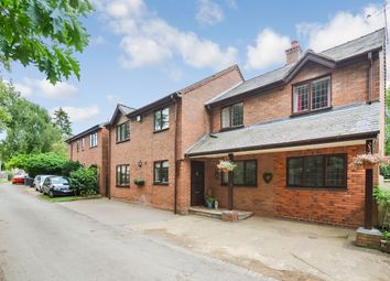 Thumbnail 6 bed detached house for sale in Pilgrims Lane, Newton, Rugby