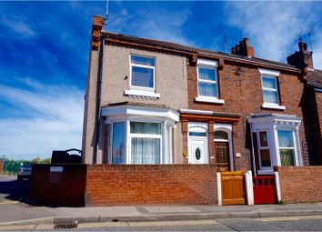 Thumbnail 4 bed end terrace house for sale in Carlton Road, Worksop