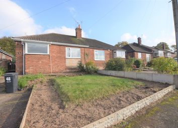 Thumbnail 2 bed bungalow to rent in Mayflower Close, Gainsborough