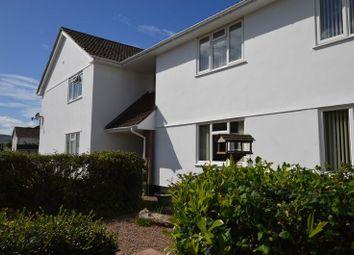Thumbnail 2 bed flat for sale in Castle Mead, Washford, Watchet