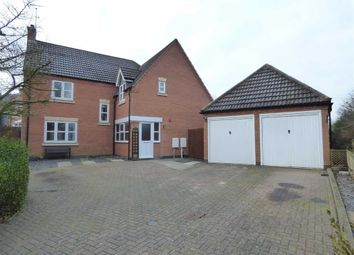 Thumbnail 4 bed detached house for sale in Acre Close, Daventry