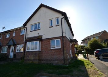 Thumbnail 2 bed end terrace house for sale in Doddridge Close, Plymouth, Devon