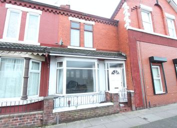 Thumbnail 4 bed terraced house for sale in Rawson Road, Seaforth, Liverpool