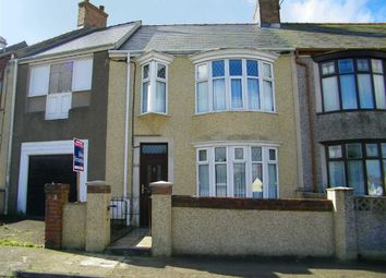 Thumbnail 3 bed terraced house for sale in Stratford Road, Milford Haven