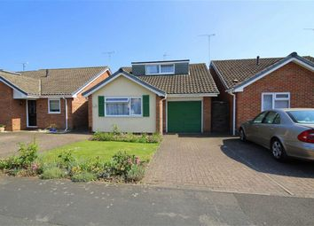 Thumbnail 3 bed detached bungalow for sale in Trajan Road, Swindon, Wiltshire