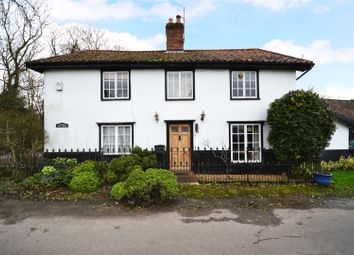 Thumbnail 5 bed detached house for sale in Church Road, Morley St. Botolph, Wymondham