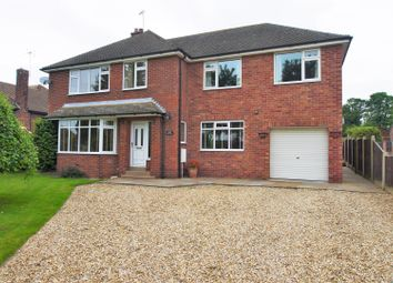 Thumbnail 4 bed detached house for sale in Top Street, North Wheatley, Retford