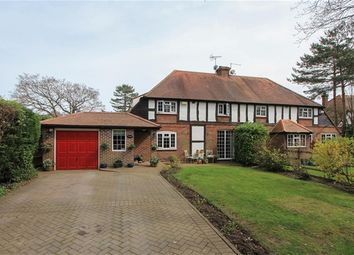 Thumbnail 4 bed semi-detached house for sale in Broomfield Gate, Chestfield, Whitstable