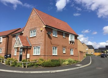 Thumbnail 4 bed detached house to rent in Stanley Close, Corby